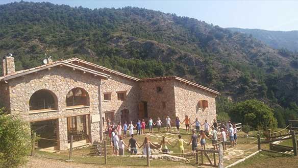 Retiro en los pirineos Julio- TALLER: Alquimia en Grupo