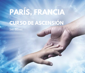 París: 15 y 16 de Septiembre. Curso: 1er Nivel Ascensión