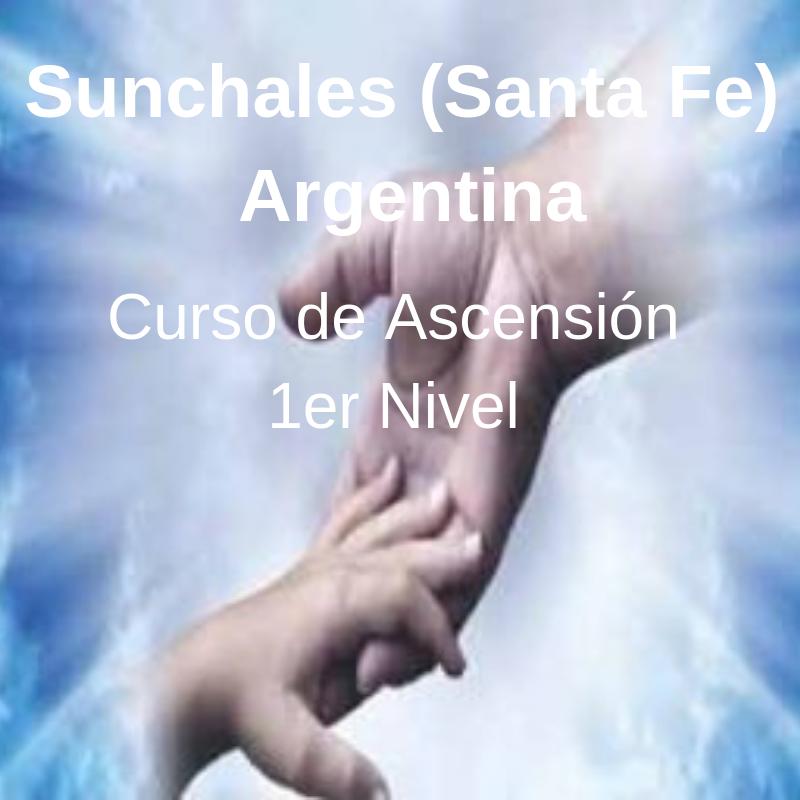 Julio Alonso en Santa Fe en Marzo 2019 – Curso 1er Nivel de Ascensión