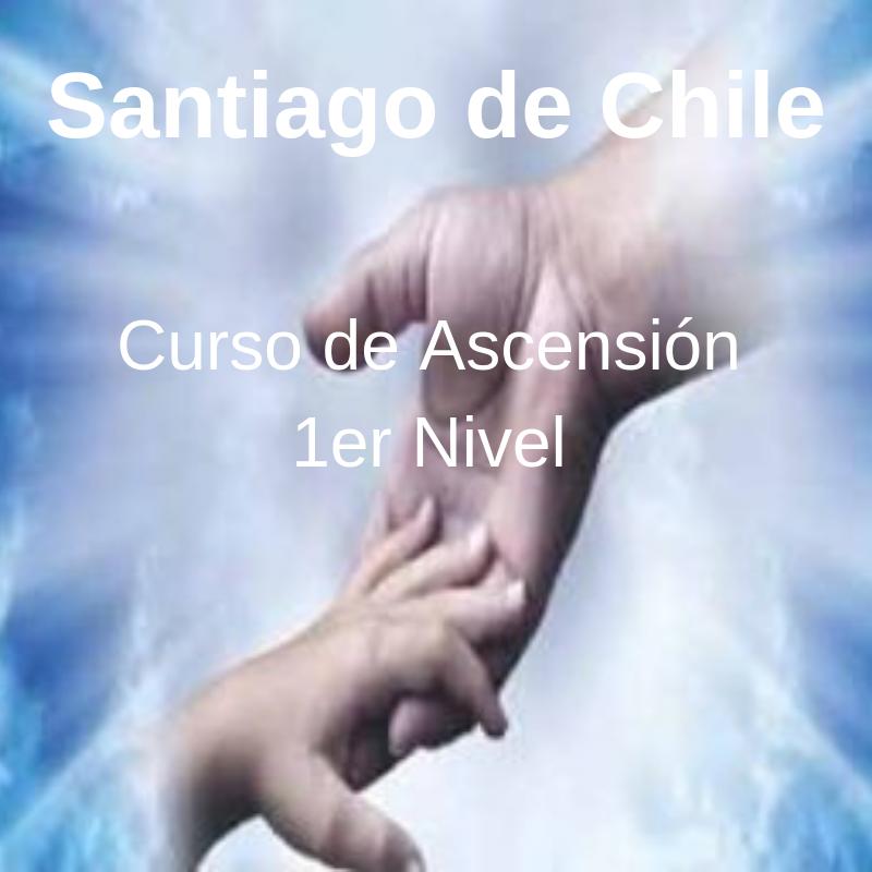 Julio Alonso en Santiago de Chile en Marzo 2019 – Curso 1er Nivel de Ascensión