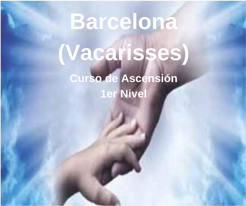 Vacarisses (Barcelona) 13 y 14 de Julio 2019 – Curso 1er Nivel de Ascensión