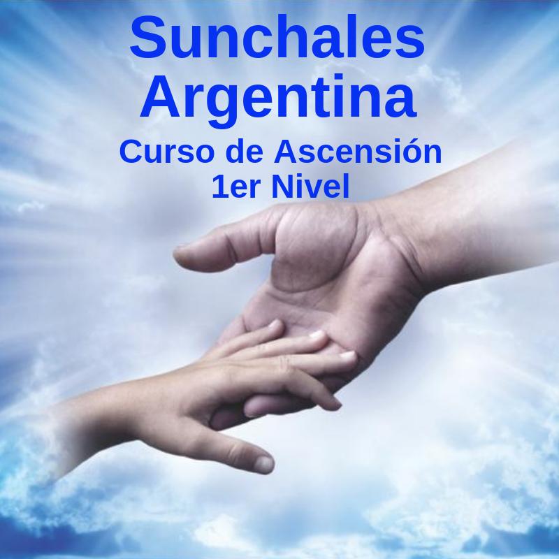Julio Alonso en Sunchales, Argentina – Septiembre 2019 – Curso 1er Nivel de Ascensión