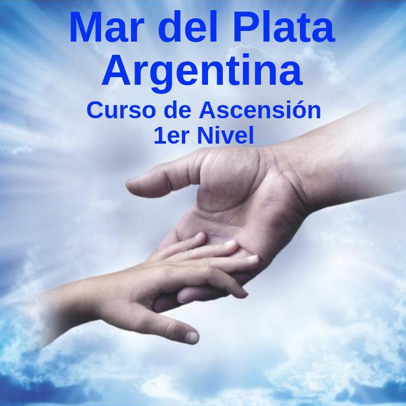 Julio Alonso en Mar del Plata, Argentina – Octubre 2019 – Curso 1er Nivel de Ascensión