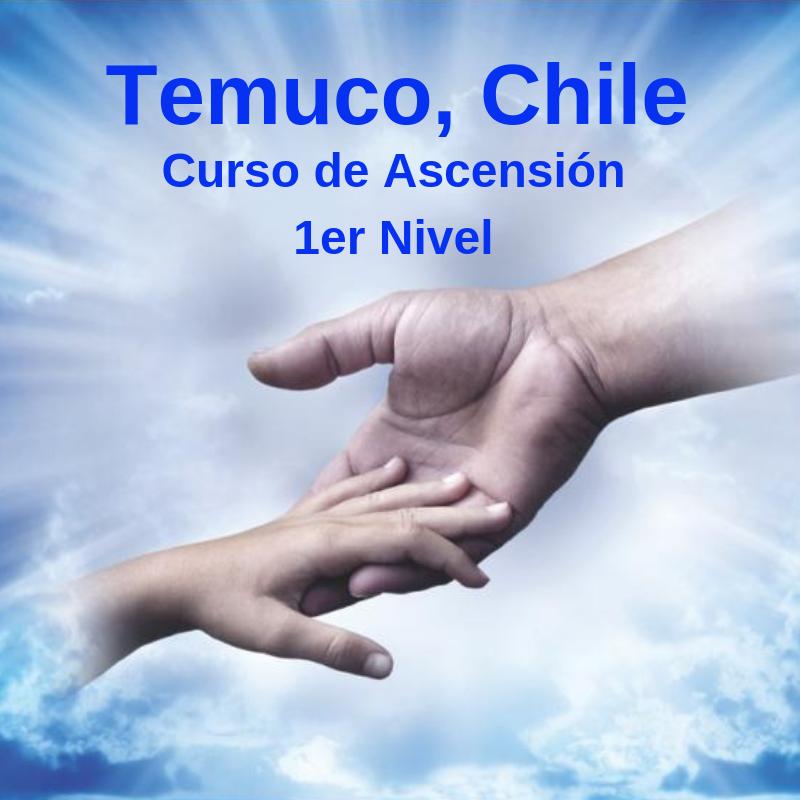 Julio Alonso en Temuco, Chile – Octubre 2019 – Curso 1er Nivel de Ascensión