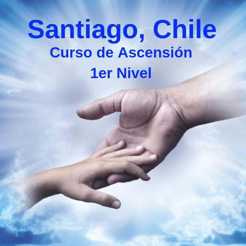 Julio Alonso en Santiago de Chile – Octubre 2019 – Curso 1er Nivel de Ascensión