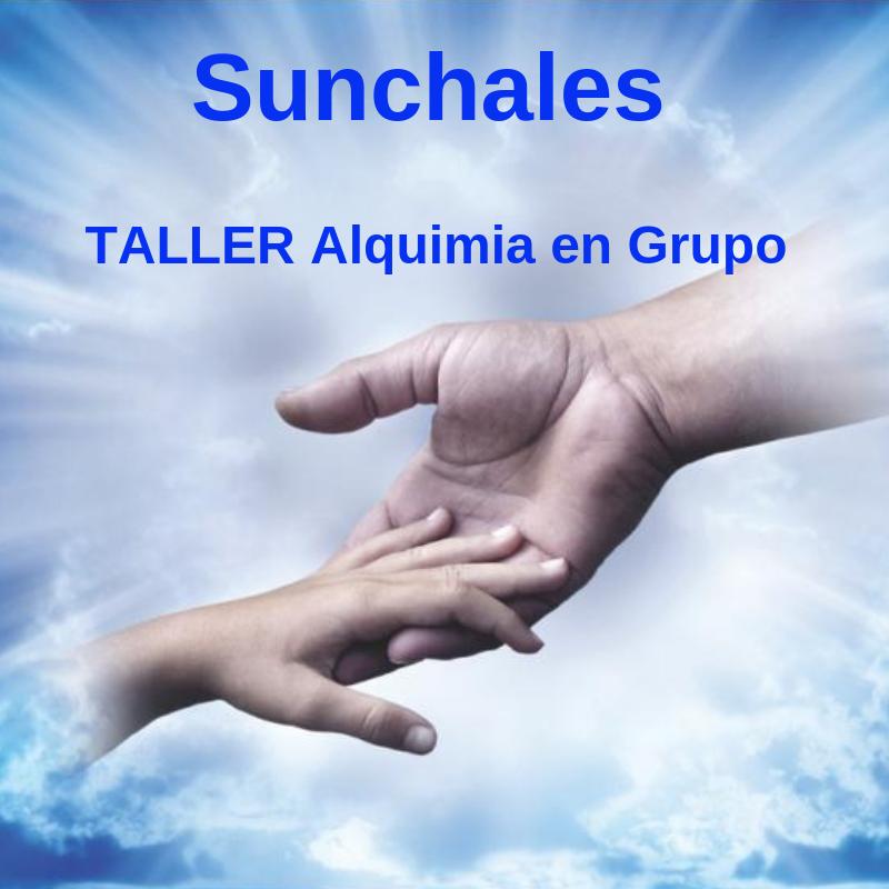 Sunchales: Taller Alquimia en Grupo – 21 y 22 de Septiembre 2019